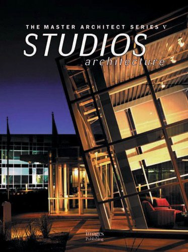 Studios Architecture: Selected and Current Works