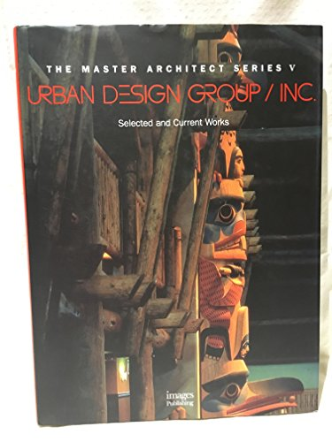 9781876907075: Urban Design Group: MAS V (Master Architect Series V)