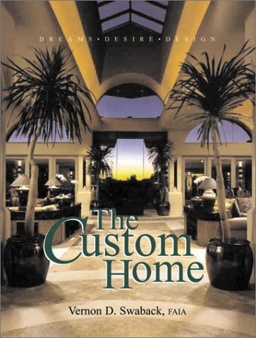 9781876907402: Custom Home: Dreams, Desire, Design