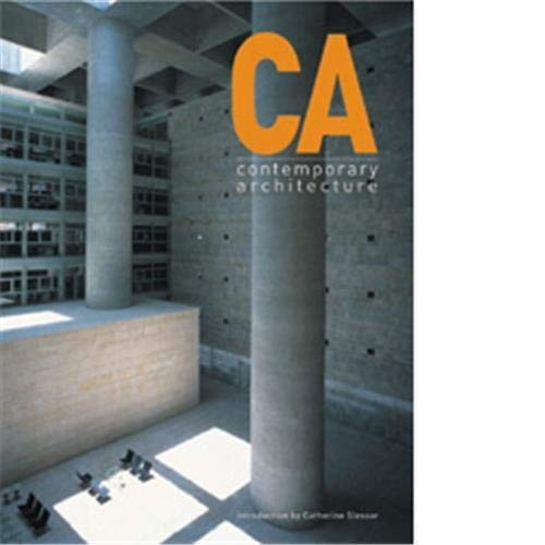 CA1: CONTEMPORARY ARCHITECTURE.