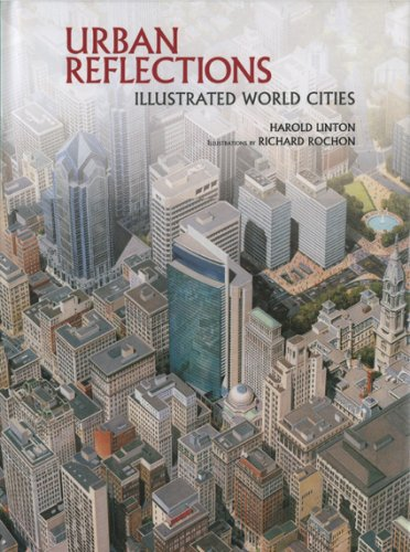9781876907990: Urban Reflections: Illustrated World Cities