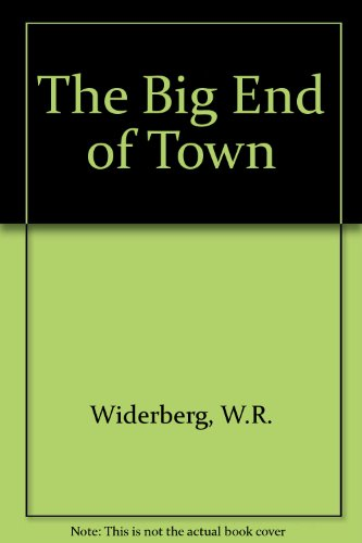 9781876928087: The Big End of Town