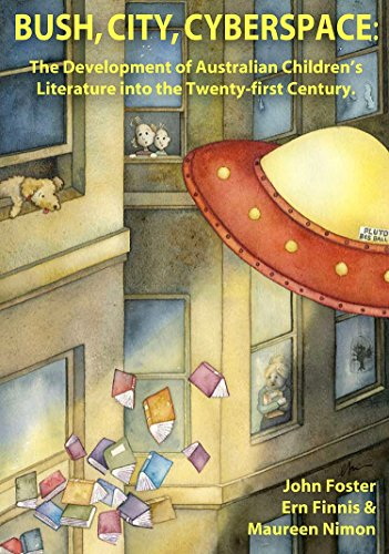 9781876938789: Bush, City, Cyberspace: The Development of Australian Children's Literature into the 21st Century (Literature and Literacy for Young People)