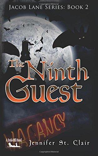 9781876962722: Jacob Lane Series Book 2: The Ninth Guest