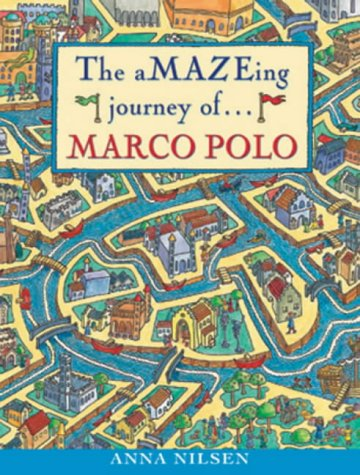 9781877003127: The Amazeing Journey of Marco Polo (Great Explorers)