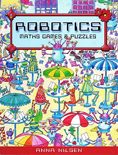 9781877003615: Robotics: Maths Games and Puzzles