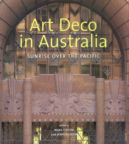 9781877004063: Art Deco in Australia: Sunrise over the Pacific