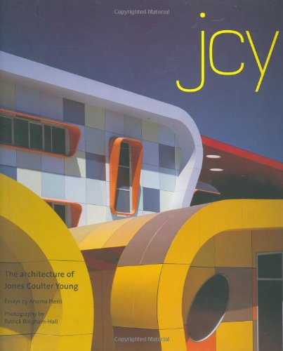 9781877015083: JCY: The Architecture of Jones Coulter Young