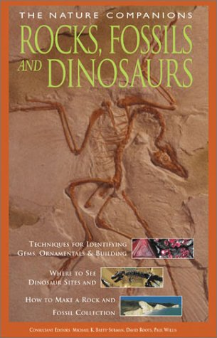 9781877019029: Rocks, Fossils and Dinosaurs (Nature Companion Series)