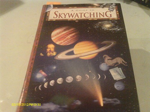 9781877019135: A Guide to Skywatching