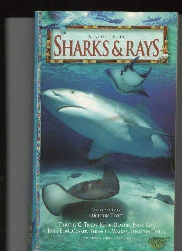 9781877019487: A Guide to Sharks & Rays