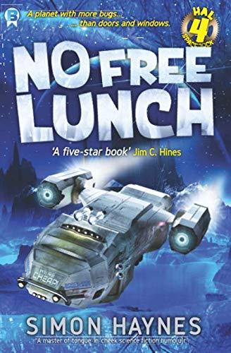 9781877034114: Hal Spacejock 4: No Free Lunch (Volume 4)