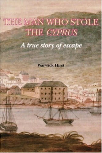 9781877058615: The Man Who Stole the Cyprus: A True Story of Escape