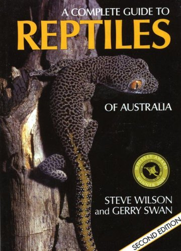 9781877069468: Complete Guide to Reptiles of Australia: Second Edition