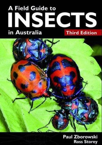 9781877069659: A field guide to insects in Australia.
