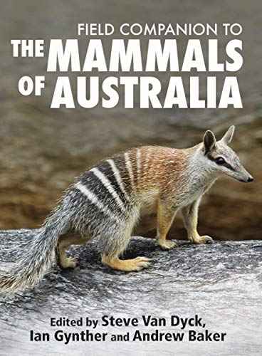 9781877069819: Field Companion to the Mammals of Australia