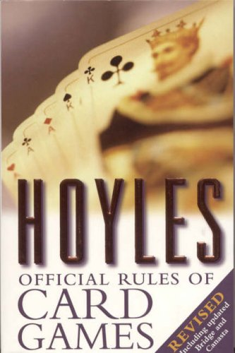 9781877082450: The New Hoyle's Official Rules of Card Games