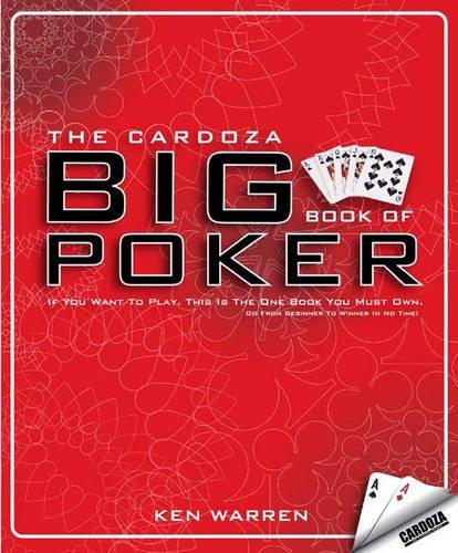 9781877082849: The Cardoza Big Book of Poker