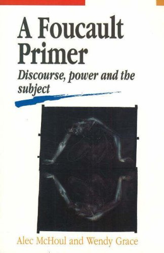 9781877133619: A Foucault Primer: Discourse, power and the subject
