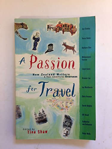 A Passion for Travel: Tina Shaw