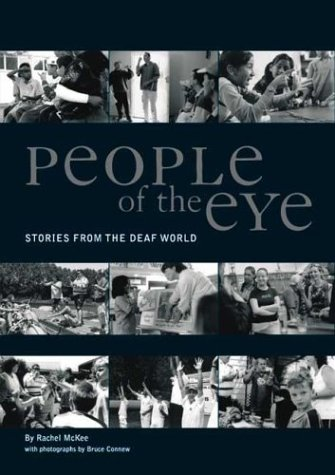 9781877242083: People of the Eye: Stories from the Deaf World