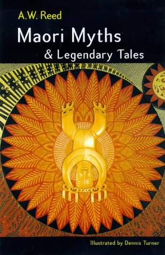 9781877246104: Maori Myths & Legendary Tales