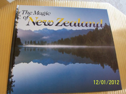 Magic of New Zealand: Lay, Graeme