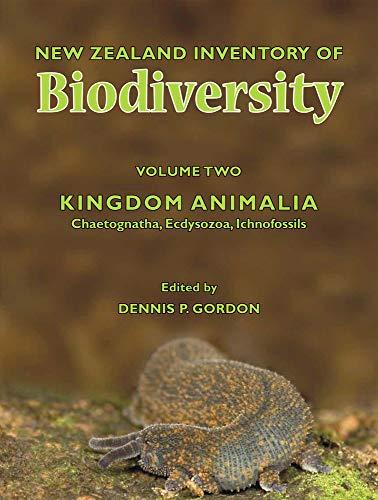 9781877257933: New Zealand Inventory of Biodiversity Vol 2