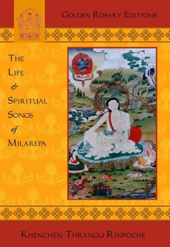 9781877294266: Life & Spiritual Songs of Milarepa