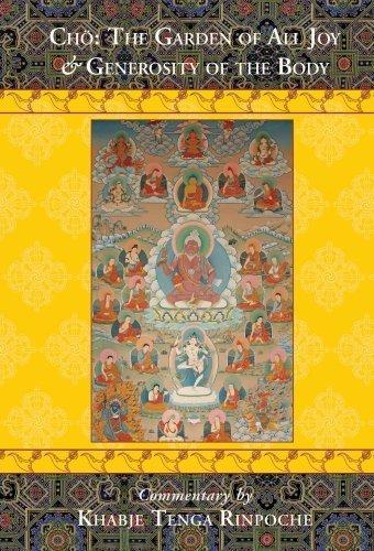 9781877294389: Cho: The Garden of All Joy & Generosity of the Body