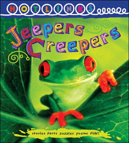 JEEPERS CREEPERS - HOTLINKS LEVEL 13 BOOK: Davidson, Avelyn
