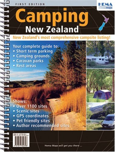 Camping New Zealand: Campsite Listing: Mitchell, Peter