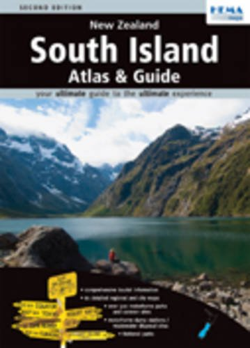 9781877302527: New Zealand. South Island 1 : 350 000. Touring Atlas & Guide: Hema.5.A08SP
