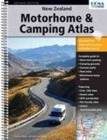 9781877302695: New Zealand Motorhome and Camping Atlas