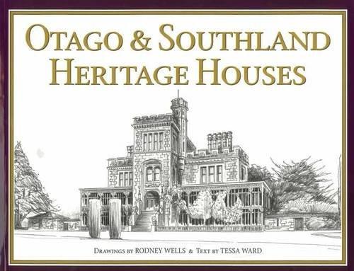 9781877303197: Otago & Southland Heritage Houses