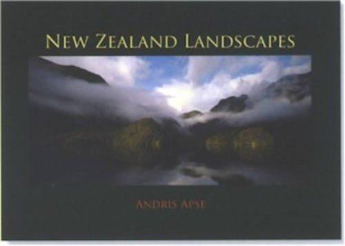 9781877333422: New Zealand Landscapes