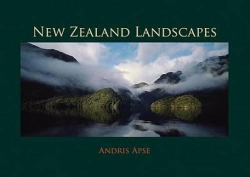 9781877333439: New Zealand Landscapes