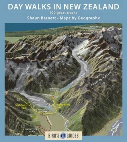 9781877333675: Day Walks in New Zealand: 100 Great Tracks (Bird's Eye Guides)