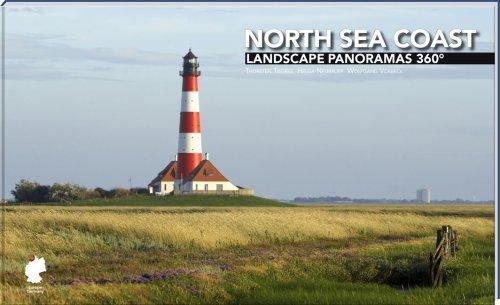 9781877339653: German North Sea Coast: Landscape Panoramas 360