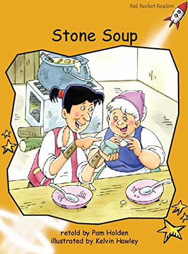 Stone Soup (Paperback): Pam Holden