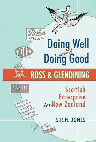 Doing well and doing good.: Jones, S.R.H.
