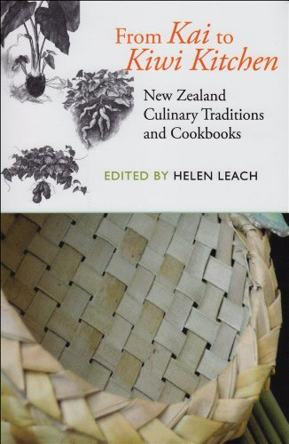 9781877372759: From Kai to Kiwi Kitchen: New Zealand Culinary Traditions and Cookbooks