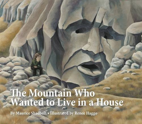 9781877378423: The Mountain Who Wanted to Live in a House