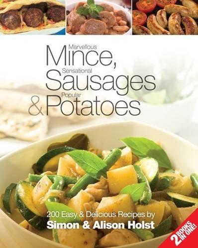 9781877382567: Marvellous Mince, Sensational Sausages & Popular Potatoes: 2 in 1