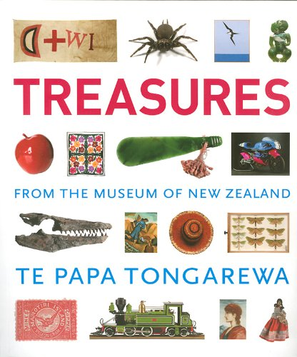 9781877385124: Treasures From the Museum of New Zealand Te Papa