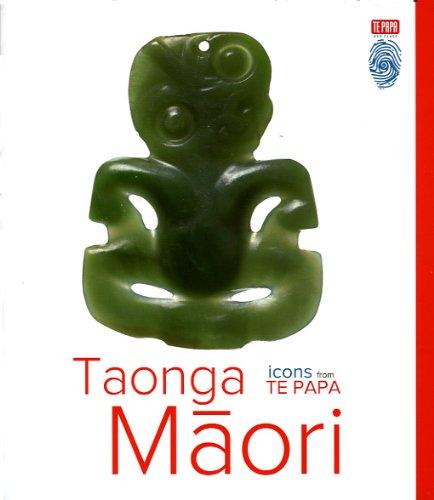 Icons from Te Papa: TAONGA MAORI: curators, Te Papa's