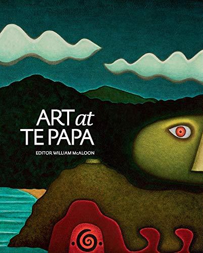 Art at Te Papa (Paperback): William McAloon