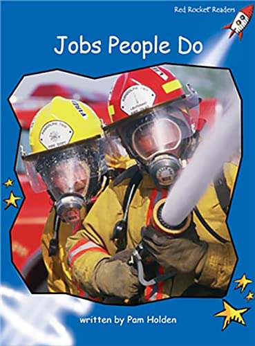 9781877419348: Jobs People Do (Red Rocket Readers Early Level 3, Nonfiction Set A)