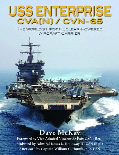 9781877427503: USS Enterprise CVA(N) / CVN-65