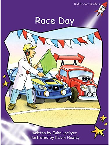 Race Day: John Lockyer; Pam